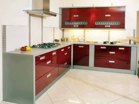 Kitchen Set Jasa Funiture Interior Design Cilegon Pesona Almanur