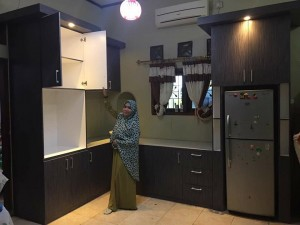 KIITCHENSET IBU AZZAM CIGADING