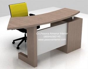 Meja kantor aku