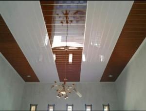 Canopy dan Plapon PVC