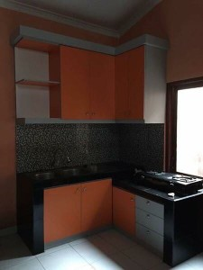 Kitchen Set (Ibu Lucy BMW Cilegon)