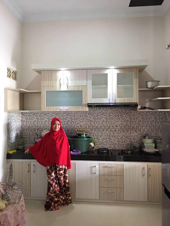 Kichenset Bapak Abu Izzat Warnasari Jasa Kitchen Set Cilegon
