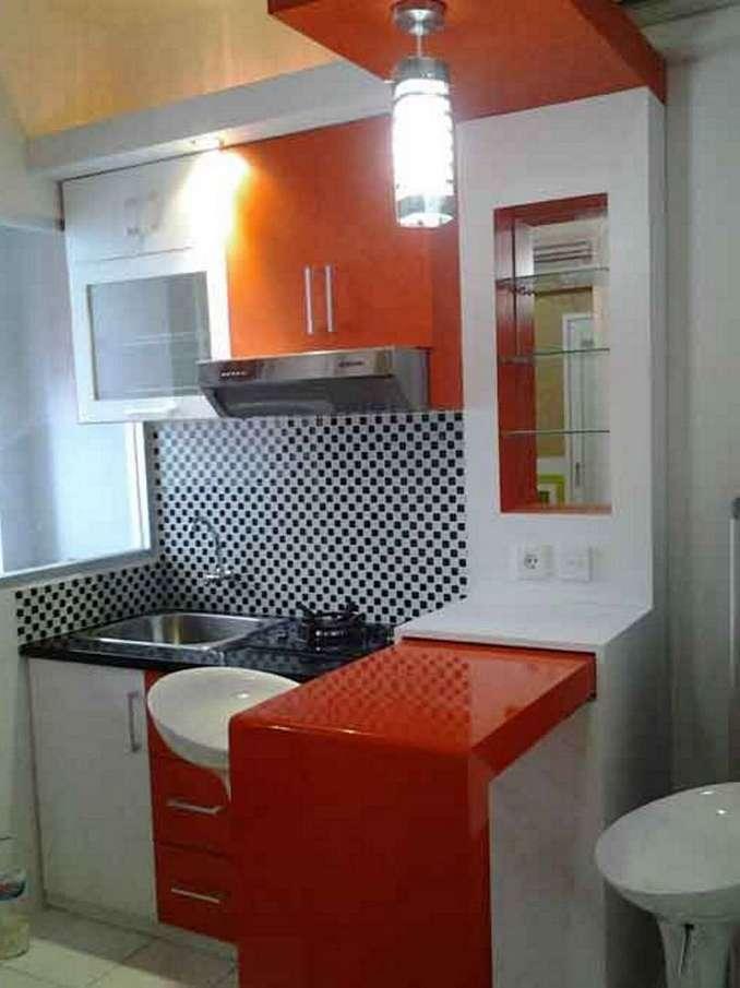 Meja Bar Dan Meja Kasir Kantor Jasa Funiture Interior Design